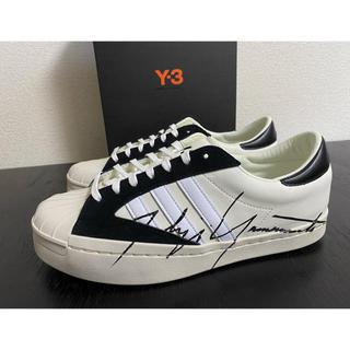 ワイスリー(Y-3)のSS20【新品】Y-3 YOHJI STAR ロゴスニーカー 26.0(スニーカー)