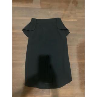 mame - mameペプラムスカート