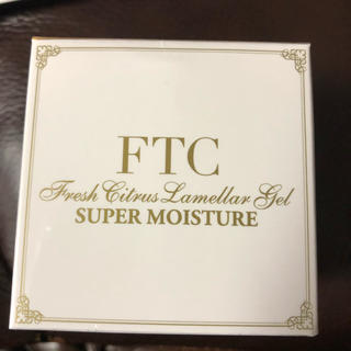 エフティーシー(FTC)のFTCラメラゲル スーパーモイスチャー(美容液)