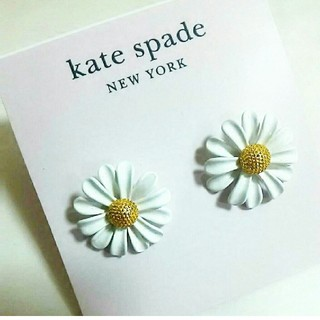 kate spade new york - 【新品】kate spade ケイトスペード ピアス Into the Bloo