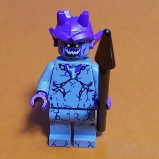 Lego - レゴ★ネックスナイツ ロックモンスターA 武器付き 新品 激レア