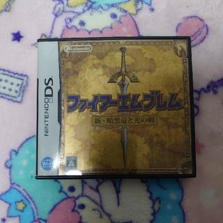 ファイアーエムブレム 新・暗黒竜と光の剣 DS