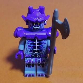 Lego - レゴ★ネックスナイツ ロックモンスターB 武器付き 新品 激レア