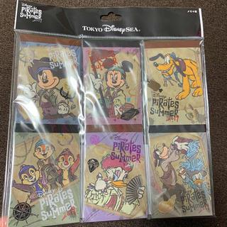 Disney - ディズニーリゾート パイレーツサマー  メモセット