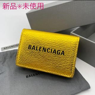 Balenciaga - 新品未使用✳︎ BALENCIAGA バレンシアガ ミニ財布