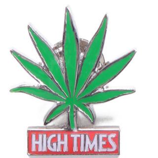 ワコマリア(WACKO MARIA)のwackomaria hightimes marijuana pin(その他)