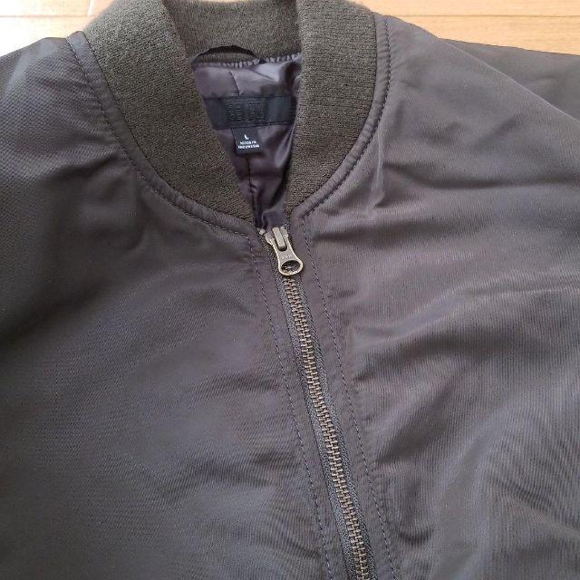 UNIQLO(ユニクロ)の【UNIQLO】ユニクロ MA-1 ブルゾン ジャンパー レディースのジャケット/アウター(ブルゾン)の商品写真
