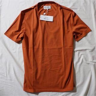 Maison Martin Margiela - 新品 Maison Margiela 10 クラシックTシャツ 50 オレンジ