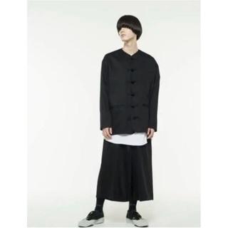 Yohji Yamamoto - S'YTE チャイナシャツ