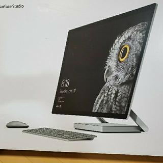 Microsoft - 新品同様!希少Microsoft Surface Studio 付属品付き