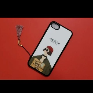 送料無料!iPhoneケース マチルダ 0009 プレセント 人気 可愛い
