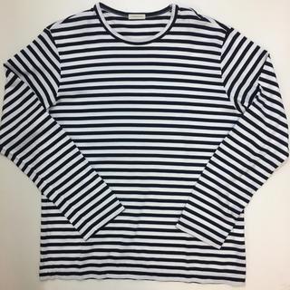 トゥモローランド(TOMORROWLAND)の試着のみ極美品 サイズL tomorrowland トゥモローランド(Tシャツ/カットソー(七分/長袖))