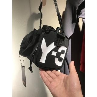 ワイスリー(Y-3)のカメラバッグ Y-3 ショルダーバッグ  [黒](ショルダーバッグ)