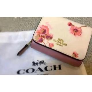 COACH - ♡新入荷♡ 最新モデル 日本限定販売柄COACH 折り財布