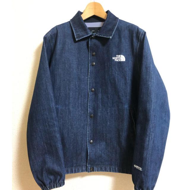 THE NORTH FACE(ザノースフェイス)のノースフェイス デニムコーチジャケット メンズのジャケット/アウター(Gジャン/デニムジャケット)の商品写真