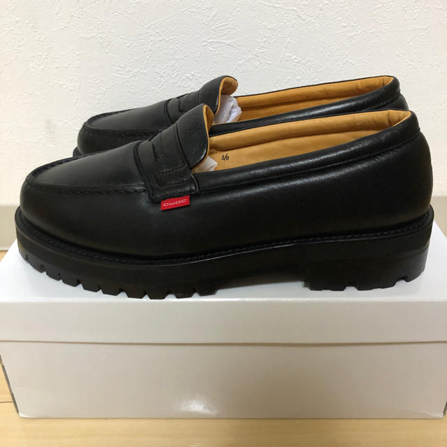 COMME des GARCONS(コムデギャルソン)のNEONSIGN ACTIVE LOAFER ネオンサイン アクティブローファー メンズの靴/シューズ(ドレス/ビジネス)の商品写真