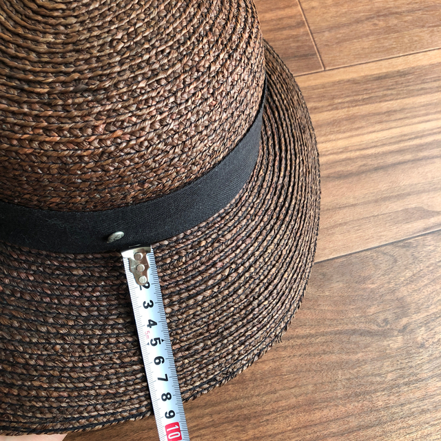 HELEN KAMINSKI(ヘレンカミンスキー)のヘレンカミンスキー 帽子 麦わら帽子 カンカン帽 ストローハット レディースの帽子(ハット)の商品写真