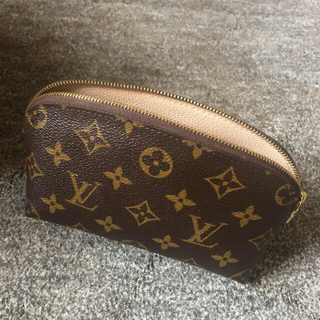 LOUIS VUITTON - 超美品 ルイヴィトン ポシェット コスメティック ポーチ