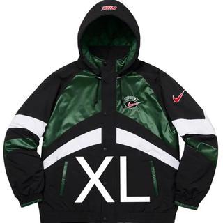 Supreme - Supreme Nike Sport Hooded Jacket Green
