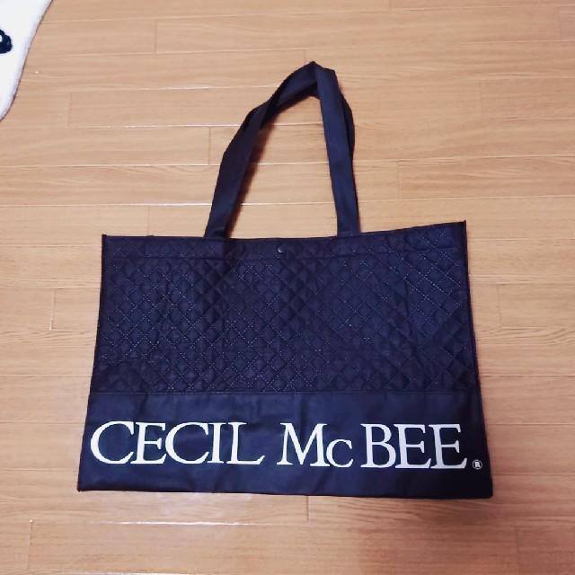 CECIL McBEE(セシルマクビー)の未使用*CECIL McBEE*セシル*キルティングトート レディースのバッグ(トートバッグ)の商品写真