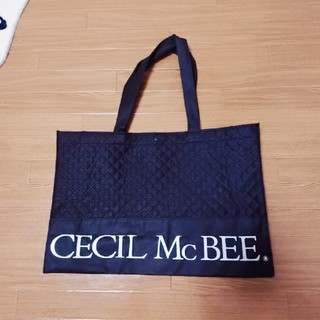 CECIL McBEE - 未使用*CECIL McBEE*セシル*キルティングトート