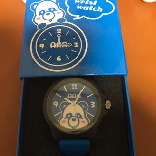 トリプルエー(AAA)のAパンダ 時計(腕時計(アナログ))