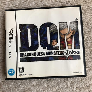 ニンテンドーDS - ドラゴンクエストモンスターズ ジョーカー ds DQM