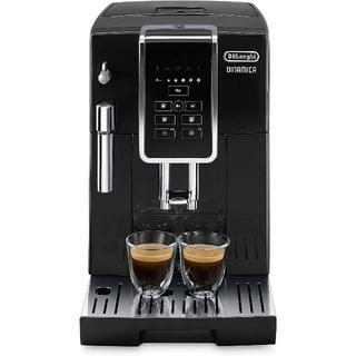 デロンギ(DeLonghi)のデロンギ 全自動コーヒーマシン ディナミカ ブラック ECAM35015(エスプレッソマシン)
