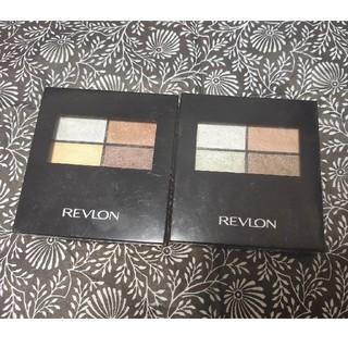 REVLON - 【レブロン】アイグローシャドウクワッド