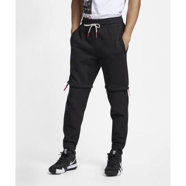 NIKE(ナイキ)のカイリーアービング スウェット パンツ ナイキ ブラック メンズのパンツ(その他)の商品写真