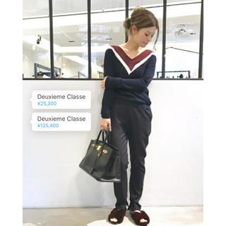 DEUXIEME CLASSE - Deuxieme classe♦︎line knitVプルオーバー