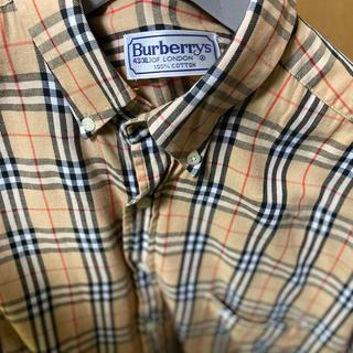 BURBERRY - 希少!BURBEERRY シャツ