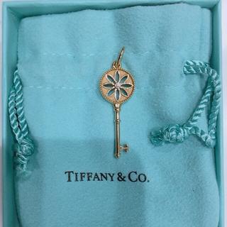 Tiffany & Co. - ティファニー デイジーキーペンダント