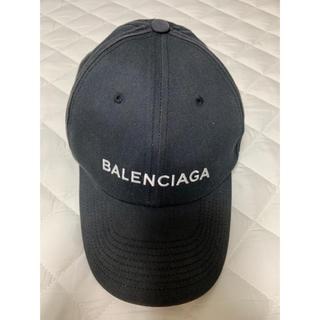 Balenciaga - バレンシアガ キャップ ブラック