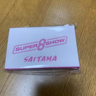 SUPER JUNIOR - SUPERJUNIOR カセットテープパスケース