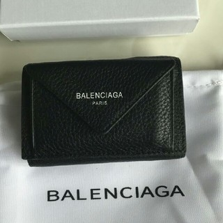 Balenciaga - BALENCIAGA 三つ折り財布
