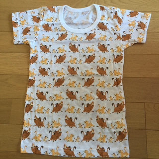 ディズニー★ライオンキング 半袖シャツ