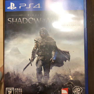プレイステーション4(PlayStation4)のシャドウ・オブ・モルドール PS4(家庭用ゲームソフト)