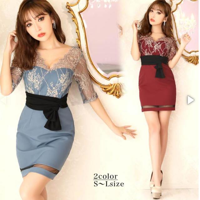dazzy store(デイジーストア)のドレス Sサイズ dazzy store レディースのフォーマル/ドレス(ミニドレス)の商品写真