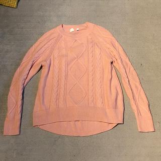 GAP - コットンニット ピンク