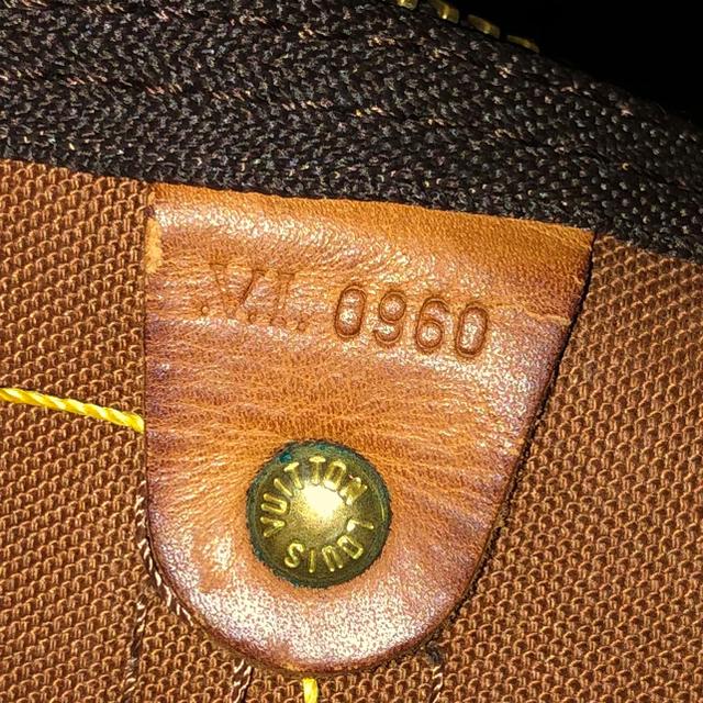 LOUIS VUITTON(ルイヴィトン)のルイヴィトン キーポル 50 ボストン レディースのバッグ(ボストンバッグ)の商品写真