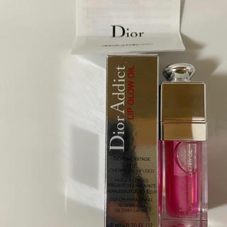 Dior - 限定色 ディオール アディクト  リップ グロウ  オイル 007 ラズベリー