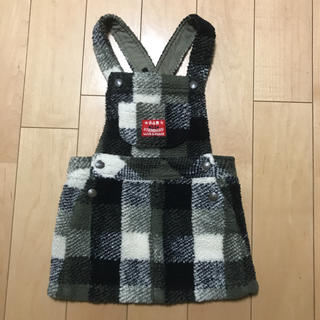 eaB - eaB ジャンパースカート 100〜110