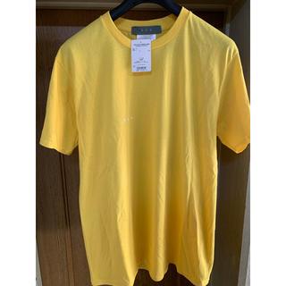 未使用 GEO ジオ バックプリント 半袖Tシャツ 定価19800円(Tシャツ/カットソー(半袖/袖なし))