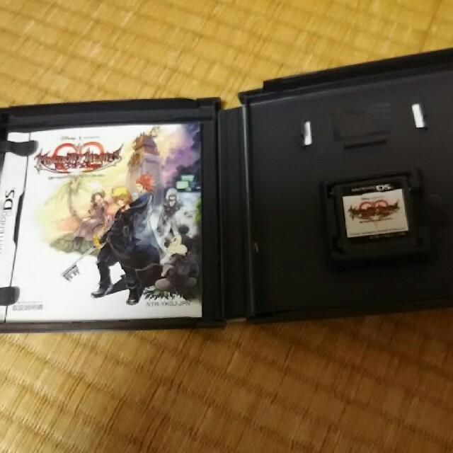 ニンテンドーDS(ニンテンドーDS)のキングダム ハーツ 358/2 Days(スリー ファイブ エイト デイズ オー エンタメ/ホビーのゲームソフト/ゲーム機本体(携帯用ゲームソフト)の商品写真
