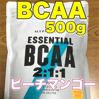 MYPROTEIN - マイプロテイン  BCAA 2:1:1 500g ピーチマンゴー味