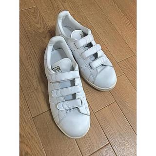 adidas - adidas スタンスミス ベルクロ ゴールド  アディダス