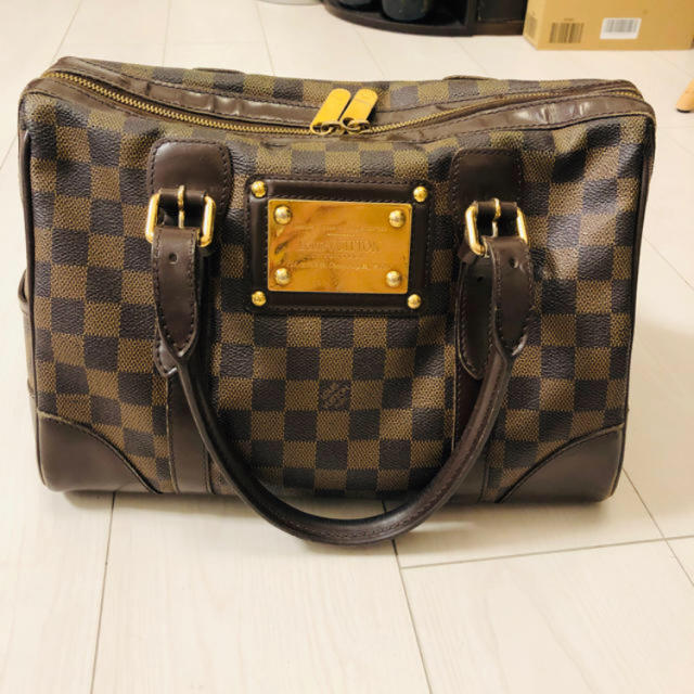 LOUIS VUITTON(ルイヴィトン)のルイヴィトン ダミエ バークレー レディースのバッグ(ボストンバッグ)の商品写真