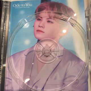 セブンティーン(SEVENTEEN)のウジ ジャケットシート+DVD(男性アイドル)