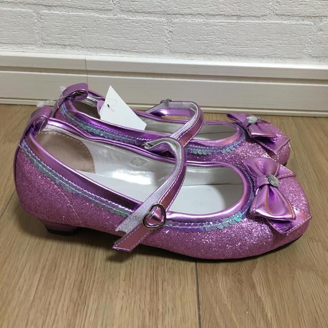 motherways(マザウェイズ)の21cm  マザウェイズ フォーマル  シューズ キッズ/ベビー/マタニティのキッズ靴/シューズ(15cm~)(フォーマルシューズ)の商品写真
